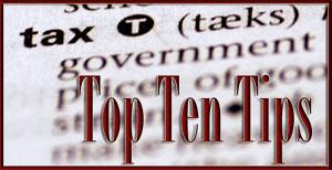 tax-top-ten-tips