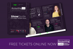 Accounting Live 2018 Show Guide