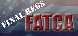FATCA Final Regs