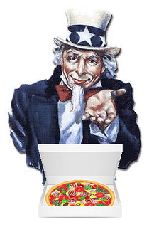 uncle sam pizza