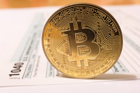 cryptocurrency tax bill